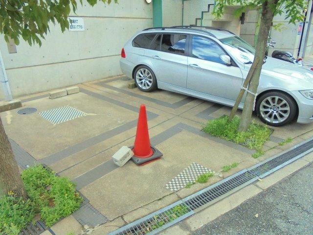 【駐車場】シティコート山坂