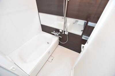 【浴室】ユイットアルブル上町台