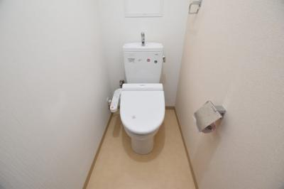 【トイレ】ユイットアルブル上町台