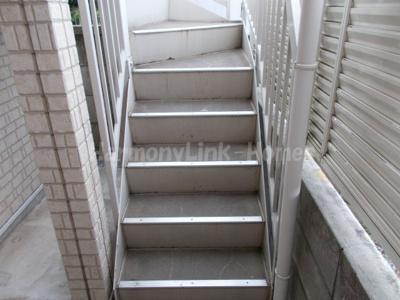 グレースアリスの階段★