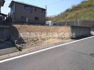 【外観】33527 岐阜市粟野台土地
