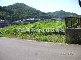 【区画図】38158 岐阜市加野土地