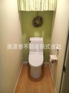 【トイレ】48241 メゾンシャルドネ長良東小前