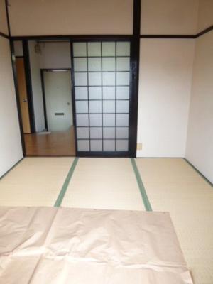 【和室】第1福和荘B棟