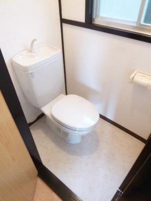 【トイレ】第1福和荘B棟