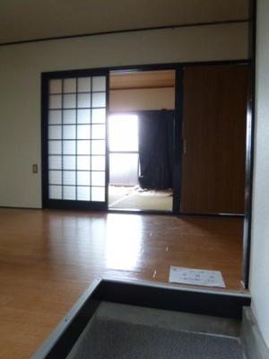 【玄関】第1福和荘B棟