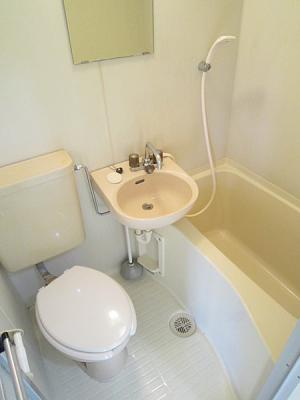【浴室】リバーサイド鶴間