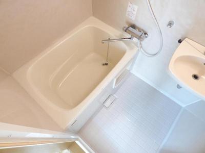 【浴室】ワールドビル