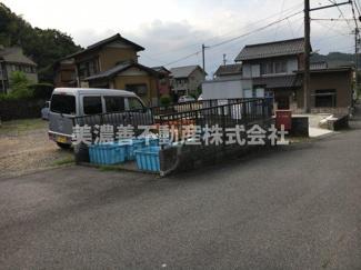 【外観】48894 山県市高富土地