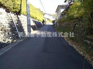 【前面道路含む現地写真】50200 岐阜市長良土地