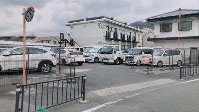 【外観】村田駐車場(市役所北側美園町)