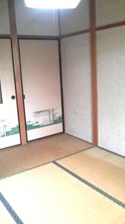 【内装】東新町貸家