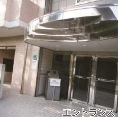 【エントランス】塚本駅徒歩7分、表面利回り7.8%!