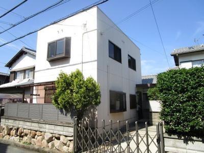 【外観】青谷邸貸家