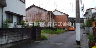 【前面道路含む現地写真】53353 岐阜市東島土地