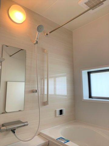【浴室】うるま市赤道 新築戸建て住宅