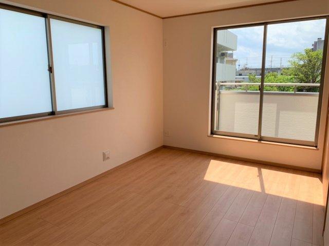 【洋室】うるま市赤道 新築戸建て住宅