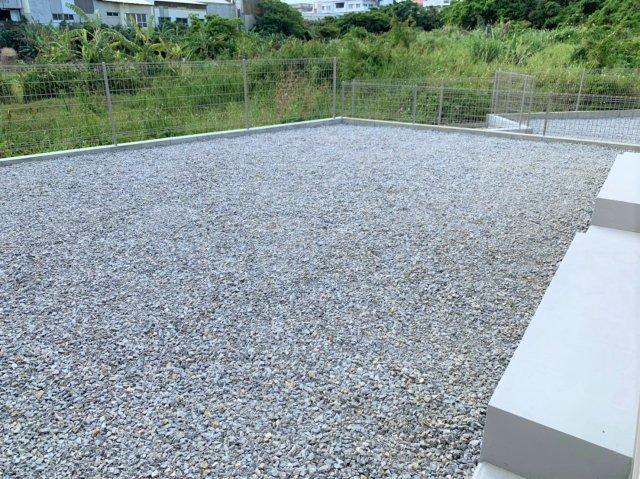 【庭】うるま市赤道 新築戸建て住宅