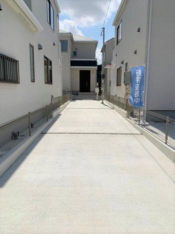 【駐車場】うるま市赤道 新築戸建て住宅