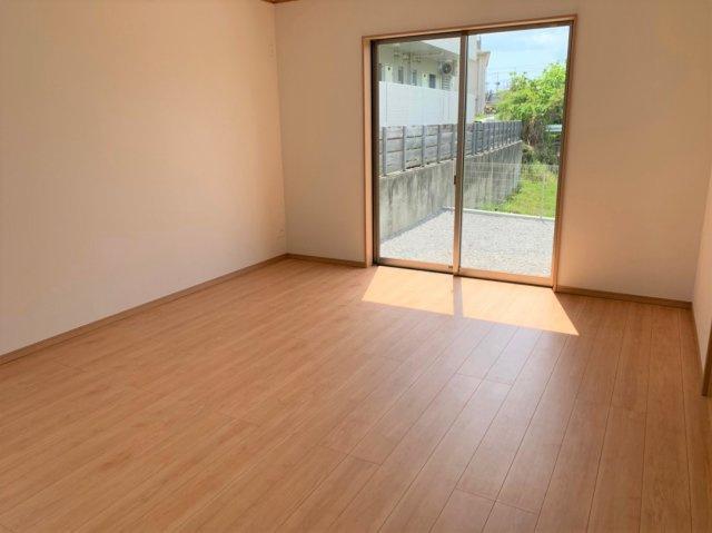 【居間・リビング】うるま市赤道 新築戸建て住宅