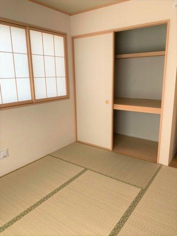 【和室】うるま市赤道 新築戸建て住宅