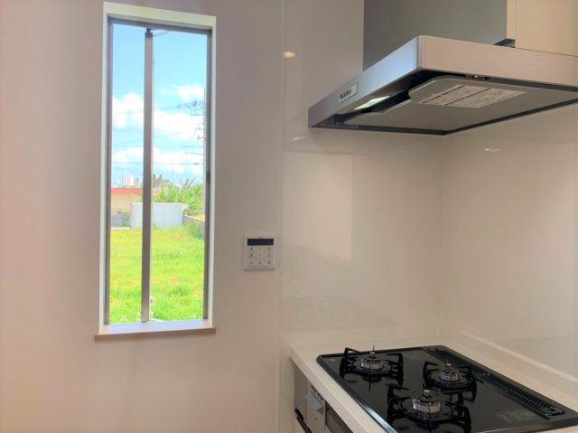 【キッチン】うるま市赤道 新築戸建て住宅