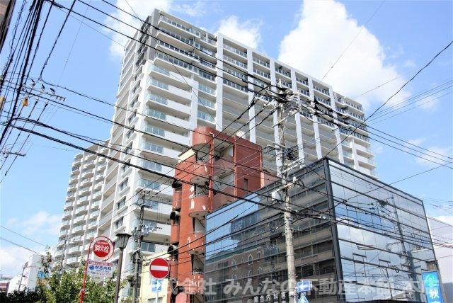 【外観】ライオンズマンション六ッ門サンリヤンタワー