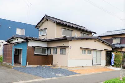 【外観】鳥取市湖山町南3丁目中古戸建て