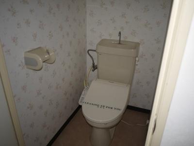 【トイレ】センチュリー曙Ⅰ
