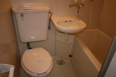 【浴室】第2矢賀ハイム
