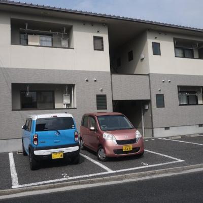【駐車場】舟木ハイツ