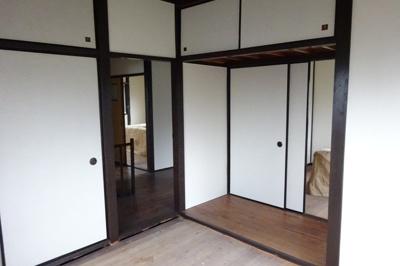 【和室】池本貸家