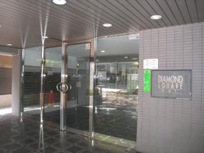 【エントランス】ダイヤモンドスクエア桜台I