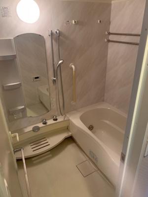 【浴室】リーデンススクエア松屋町