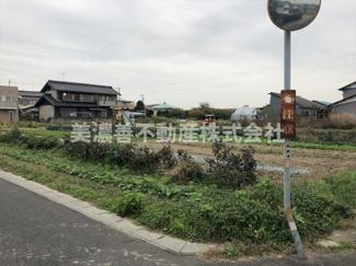 【外観】32518 羽島市正木町大浦土地