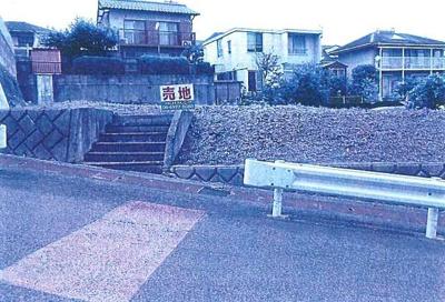 【外観】大津市和邇高城270-17 売土地