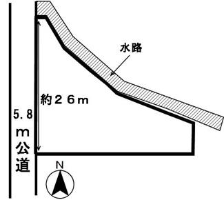 【区画図】43713 岐阜市柳津町宮東土地