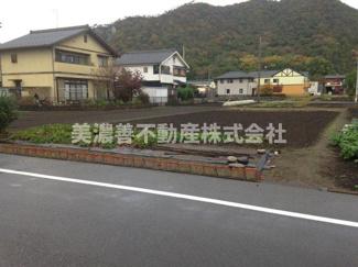 【区画図】45274 各務原市那加桐野町土地