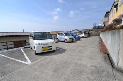 【駐車場】VILLA鈴木