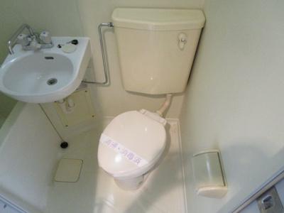 【トイレ】エビヤビル