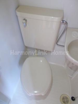 コーポTAKEOのシンプルで使いやすいトイレです☆