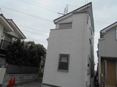 【外観】笹野台3丁目一戸建