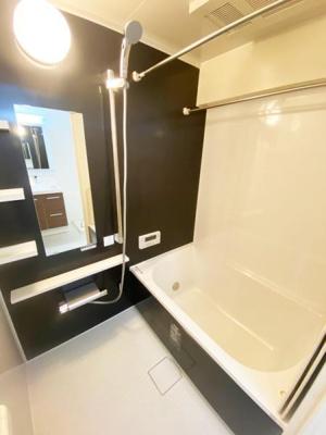 【浴室】ジョイフル門前仲町第1 リ フォーム済 門前仲町駅5分