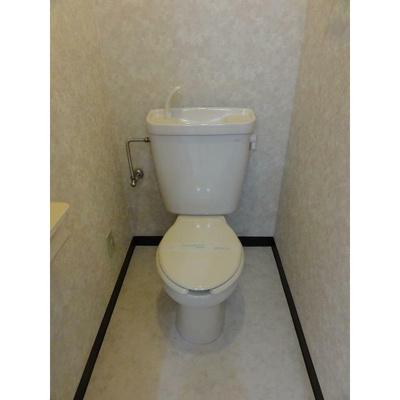 東千葉ハイリビング六番館のトイレ