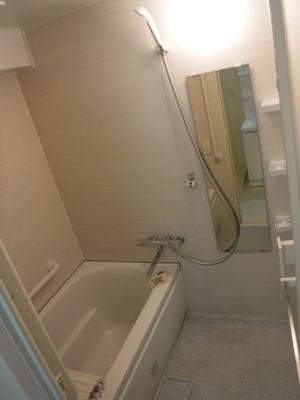 【浴室】フローラル東葛西Ⅲ