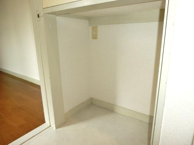 温度調節のできる給湯パネル。