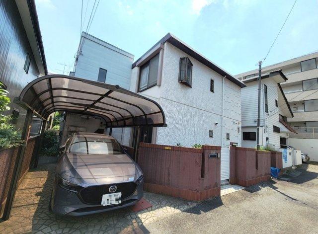 鈴木アパート、国分寺市西恋ヶ窪1丁目