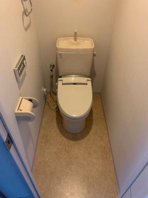 【トイレ】リーデンススクエア松屋町