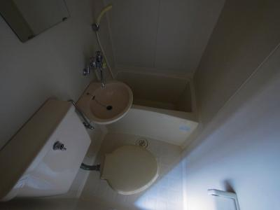 【浴室】シティパレス新大宮P-1