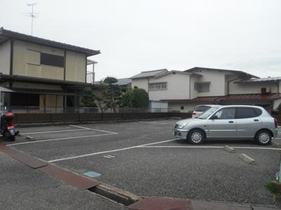 【外観】松が丘駐車場